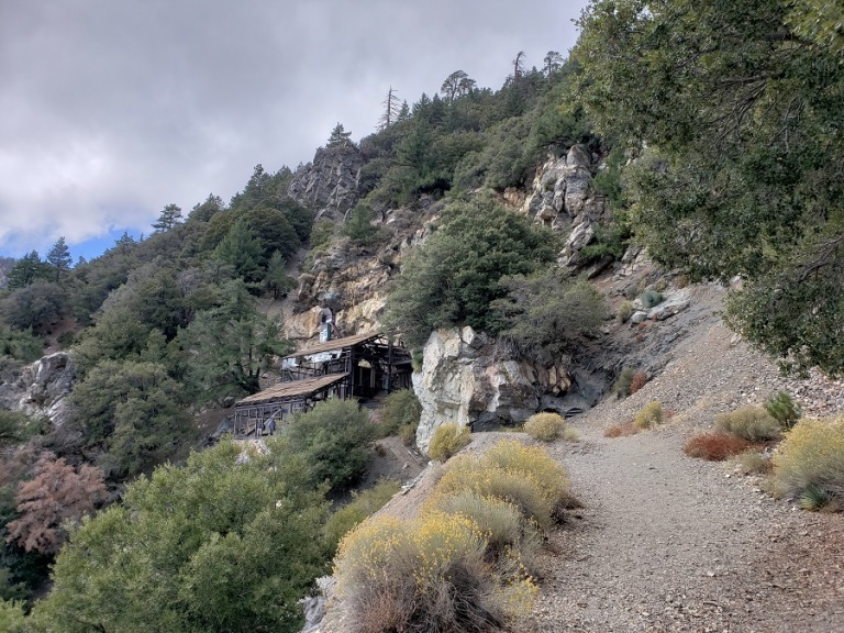 Big Horn Mine, Angeles National Forest