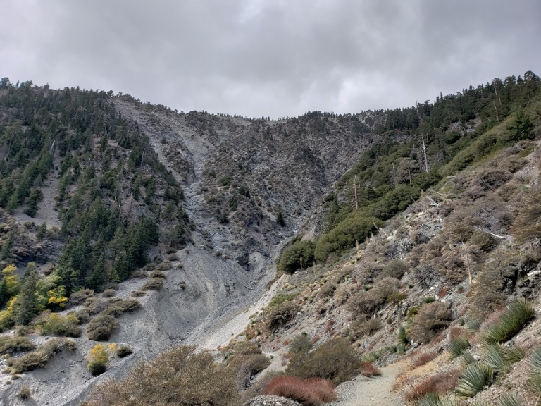 Big Horn Mine Trail