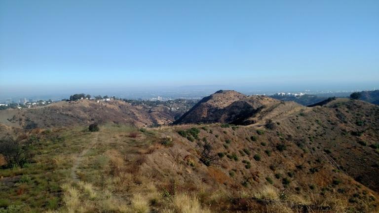 East Sepulveda Fire Road, Los Angeles