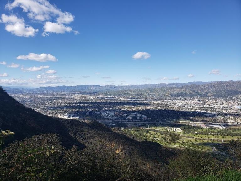 Mt. Lee, Griffith Park, CA