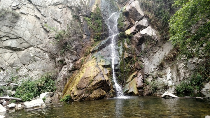 Sturtevant Falls, Angeles National Forest, CA