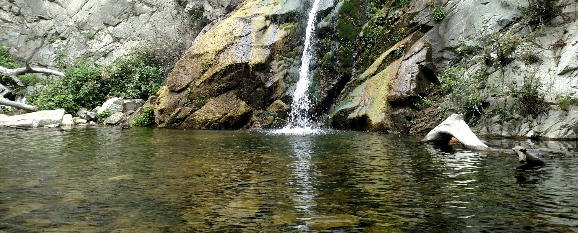 Sturtevant Falls, Angeles National Forest