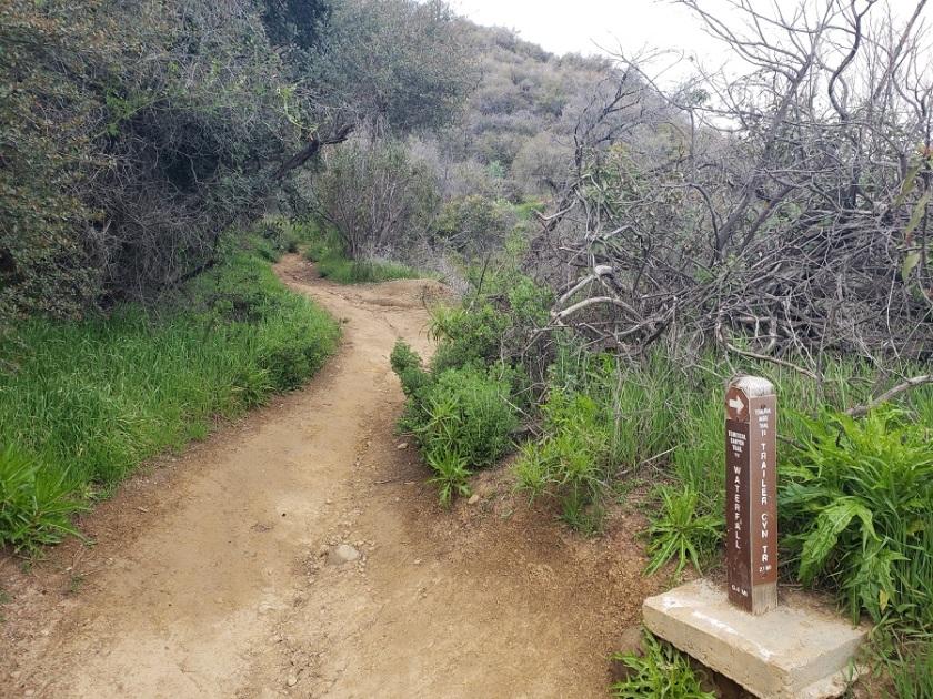 Temescal Canyon, Santa Monica Mountains, CA
