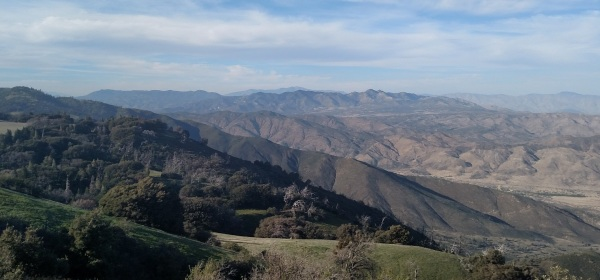 Volcan Mountain Wilderness Preserve, Julian, CA