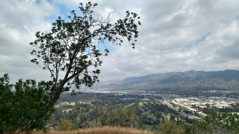 Beacon Hill, Griffith Park, CA