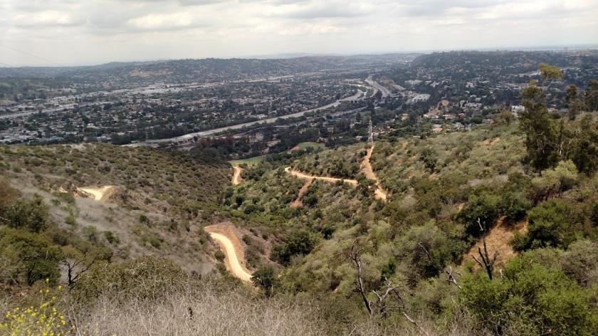 Vista del Valle Drive, Griffith Park, CA