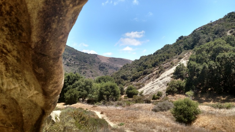 Cave Rock, Aliso & Wood Canyons Wilderness Park