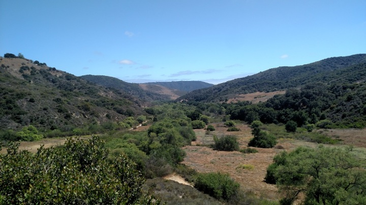 Nature Loop Trail, Aliso & Wood Canyons Wilderness Park