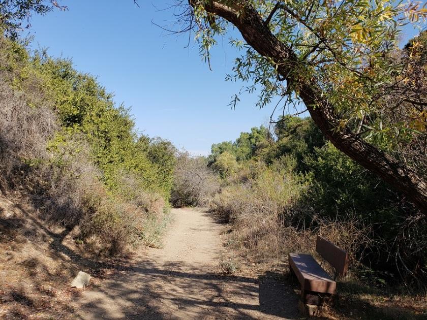 George F Canyon Preserve, Rancho Palos Verdes