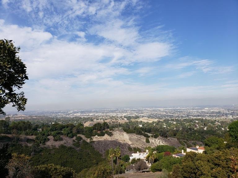 George F Canyon, Rancho Palos Verdes