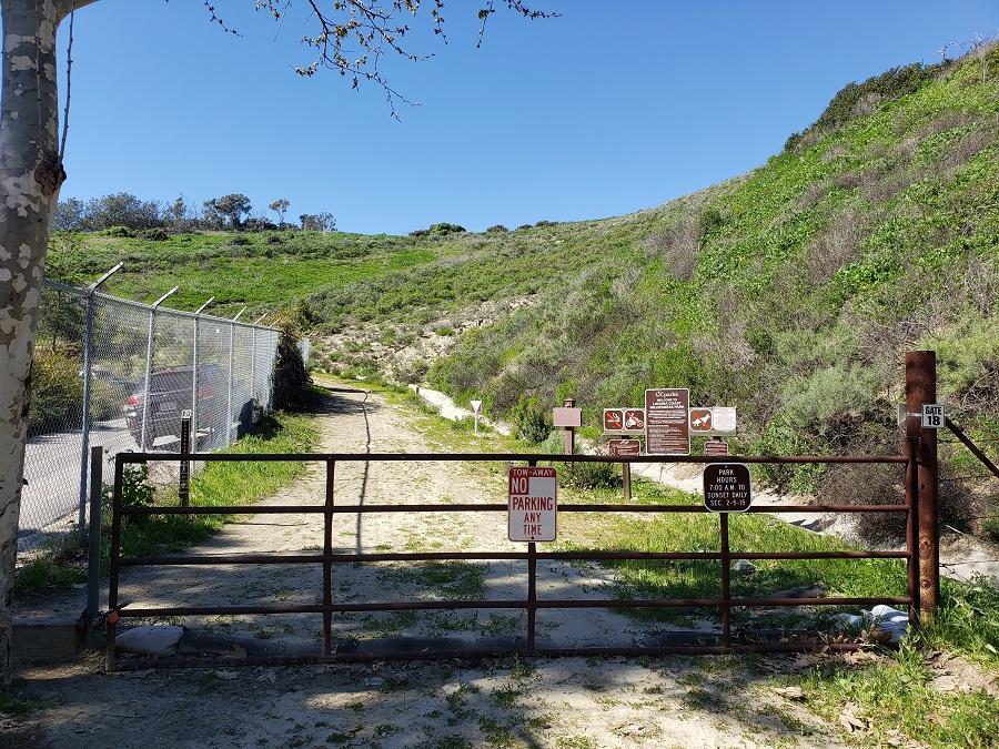 Laguna Bowl Trail, Orange County, CA