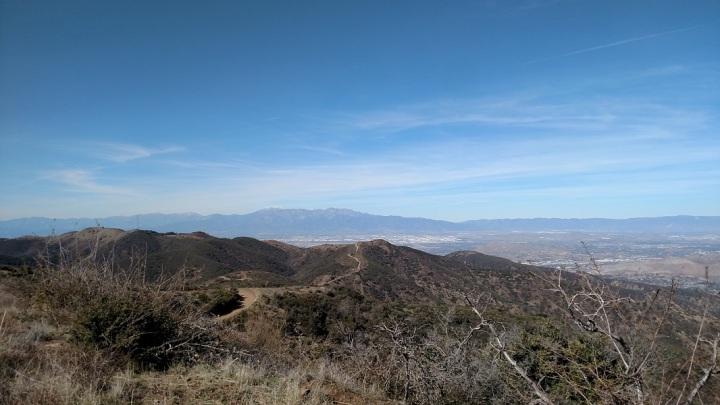Bedford Peak, Orange County, CA