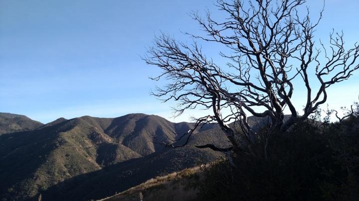 Maple Springs Truck Trail, Orange County, CA