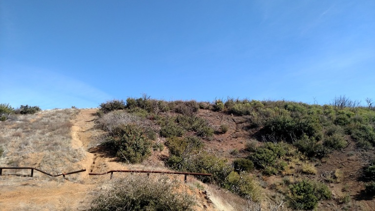 Bedford Peak, Orange County, CA