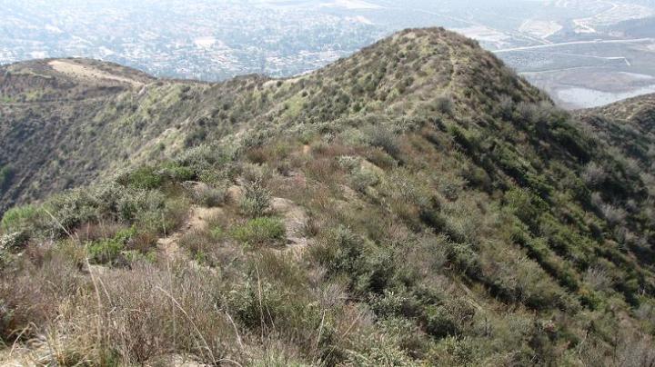 Frankish Peak Descent