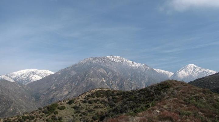 Frankish Peak View