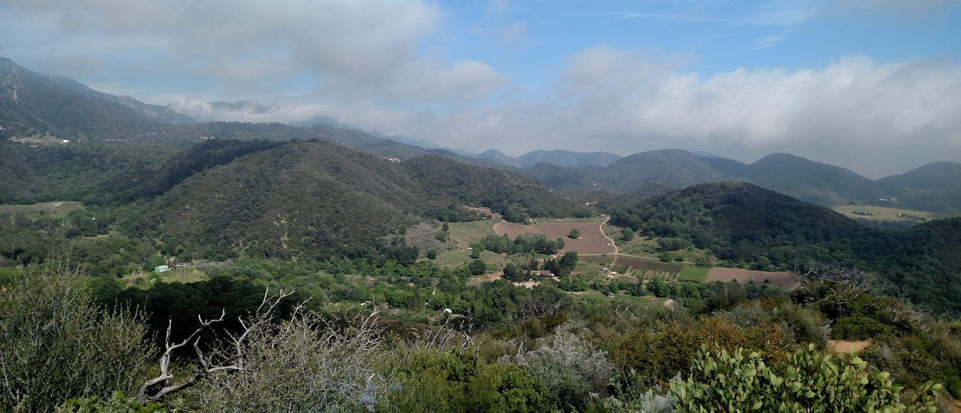 Oak Glen Preserve, Oak Glen, CA