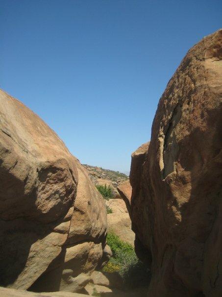 Rocky Peak geology