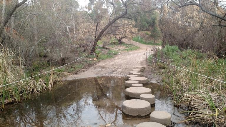Santiago Oaks Regional Park, Orange, CA
