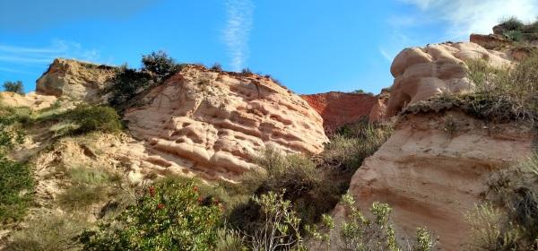 Red Rocks, Orange County, CA
