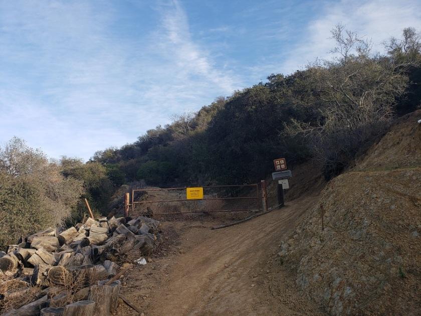 Cheney Trail, Topanga State Park