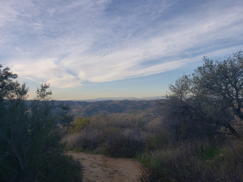 Cheney Ranch Trail, Topanga State Park