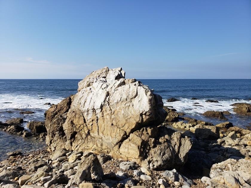 Coastline at Rancho Palos Verdes, CA