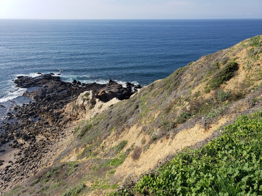 Shoreline at Rancho Palos Verdes, CA