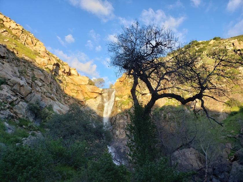 Cedar Creek Falls, San Diego County, CA