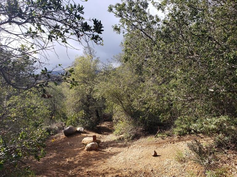 San Juan Trail, Cleveland National Forest