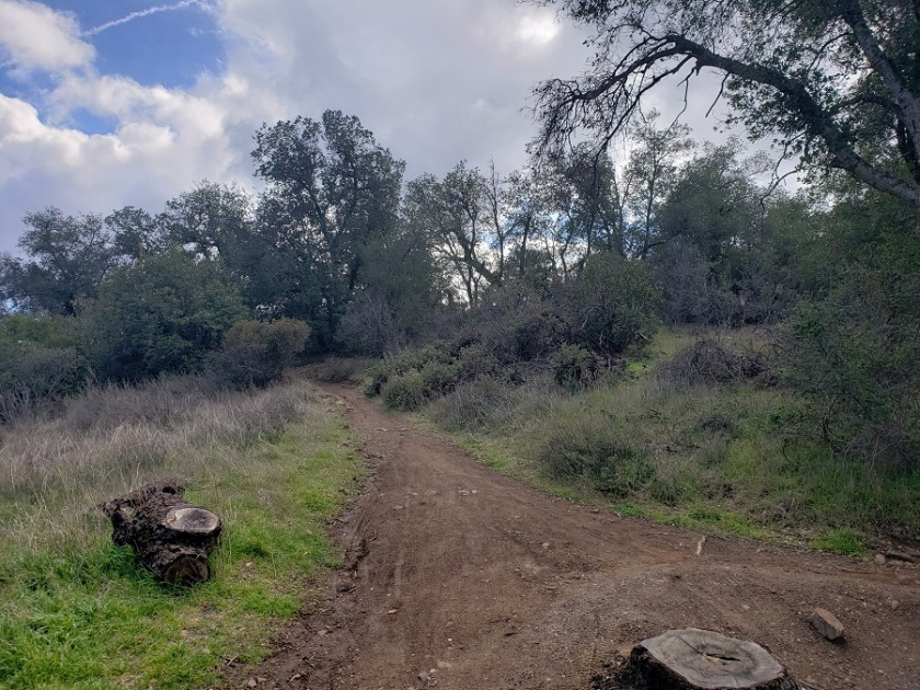 San Juan Trail, Cleveland National Forest