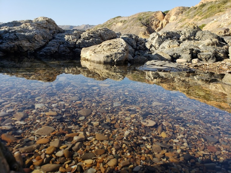 Tidepools, Ocean Trails Reserve, CA