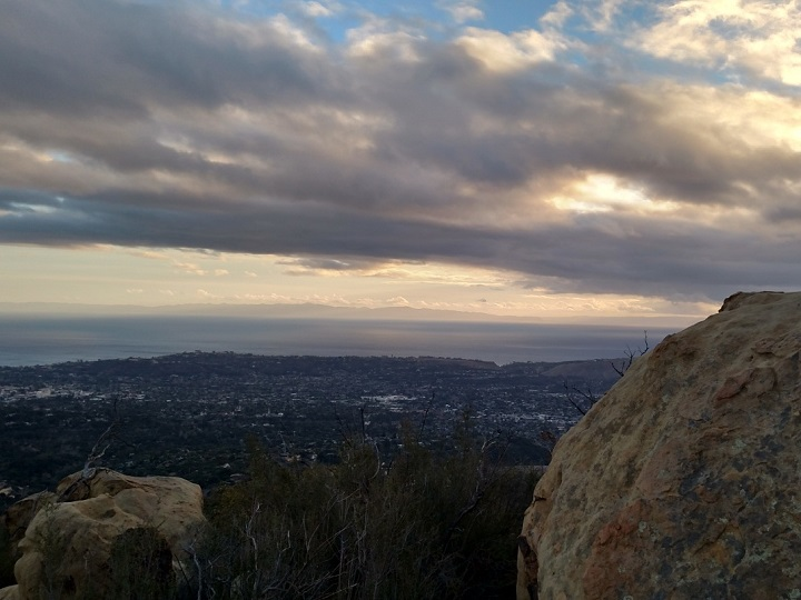 Inspiration Point, Santa Barbara, CA