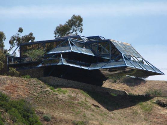 TRW buildings, Solstice Canyon Park, Malibu