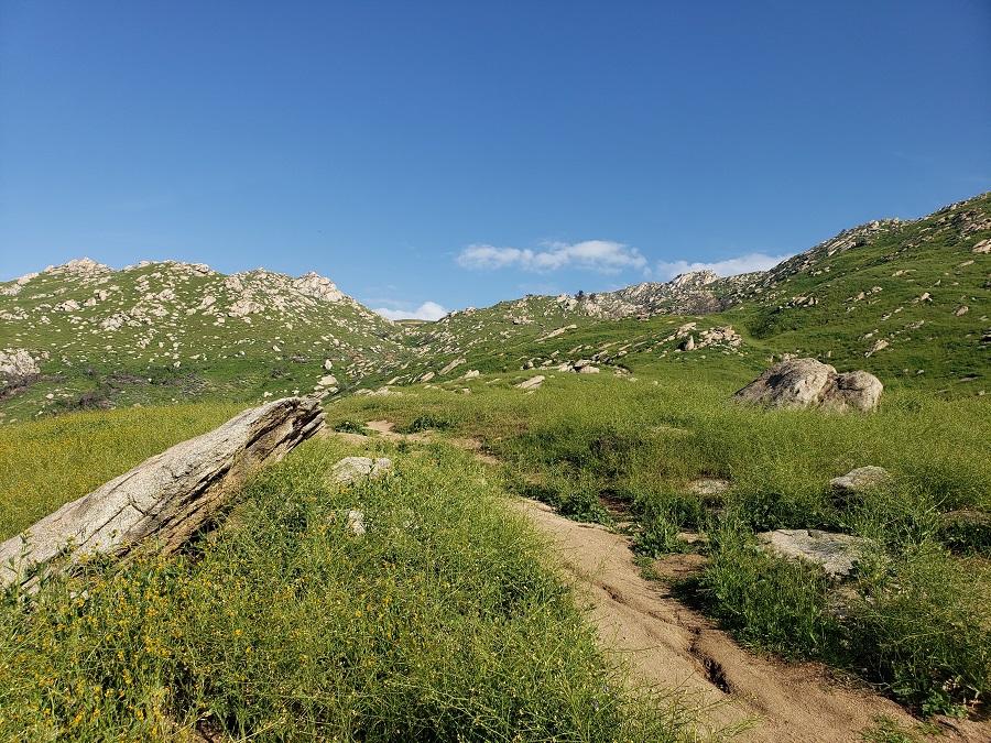 Two Trees Trail, Riverside, CA