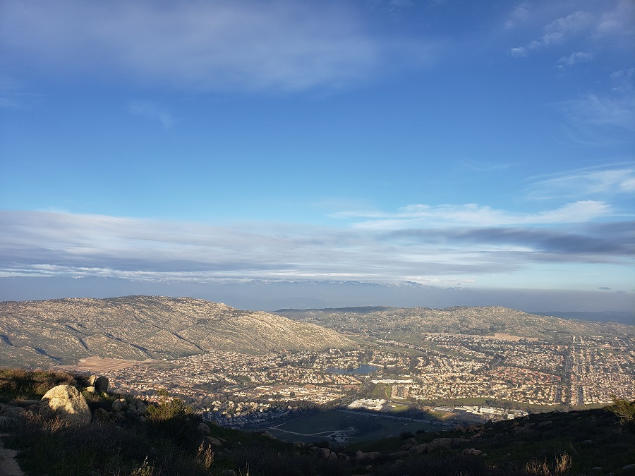 Box Springs Mountain Regional Park, CA