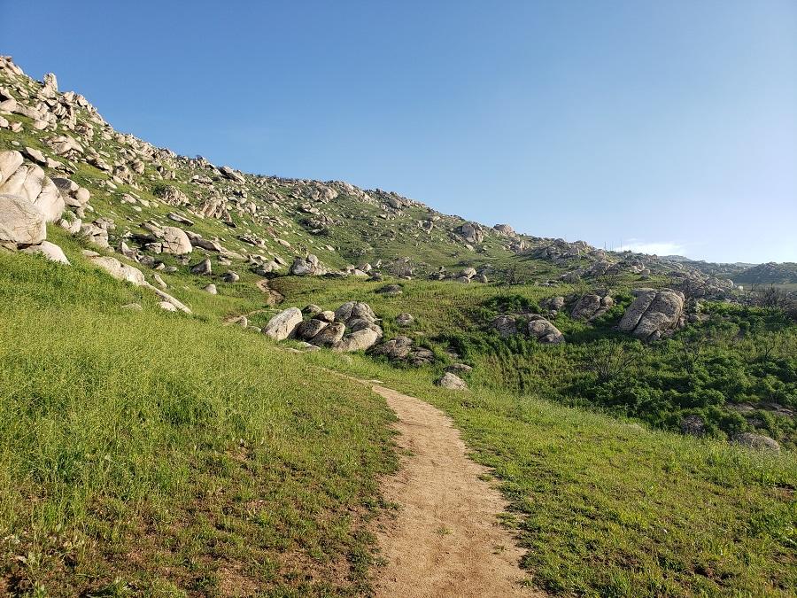 Spring Trail, Riverside, CA