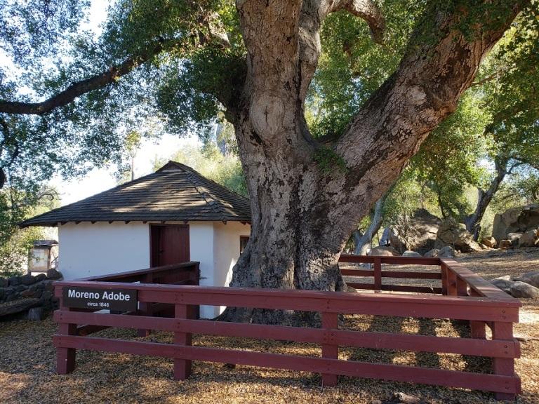 Adobes at Santa Rosa Plateau Ecological Reserve, Murrieta, CA