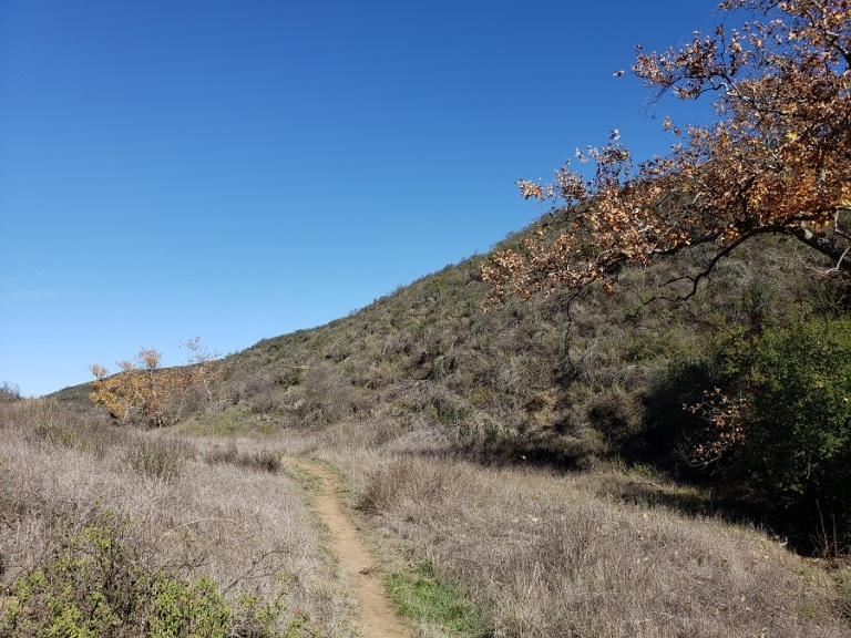Punta Mesa Trail, Santa Rosa Plateau Ecological Reserve