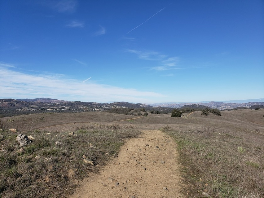 Monument Hill, Santa Rosa Plateau Ecological Reserve