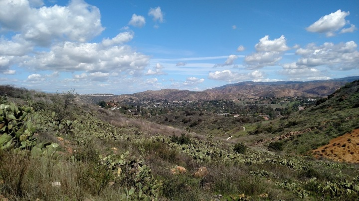 El Modena Open Space, Orange, CA