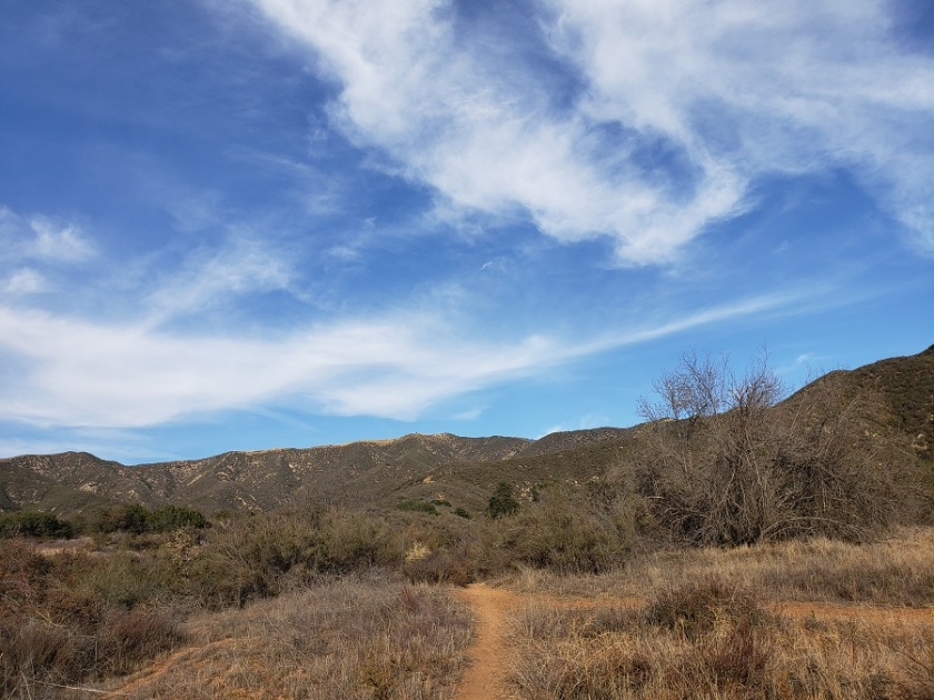 Stetson Trail, Wildwood Canyon State Park, Yucaipa, CA
