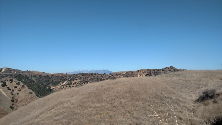 Worsham Ridge Trail, Puente Hills, CA
