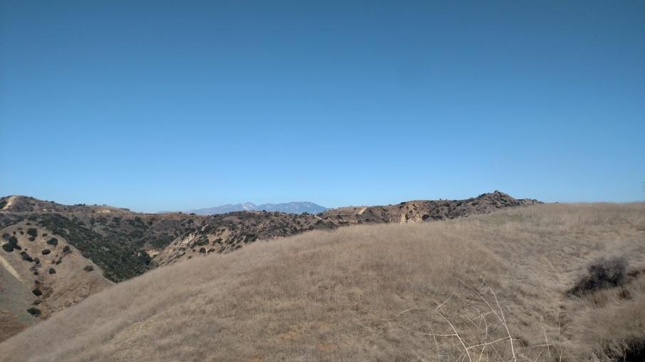 Worsham Ridge Trail, Puente Hills, CA