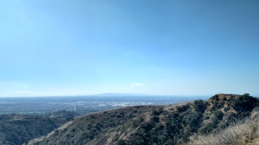 Workman Hill, Worsham Canyon, Puente Hills, CA