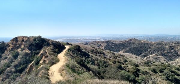 Worsham Canyon Loop, Puente Hills, CA