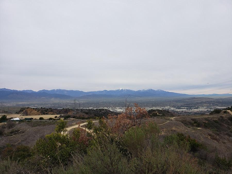 Turnbull Canyon, Rose Hills, CA