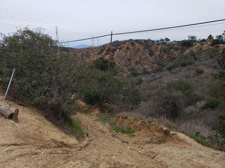Turnbull Canyon Trail, California