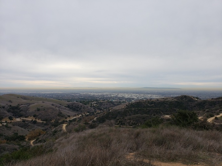 Turnbull Canyon, Whittier, CA