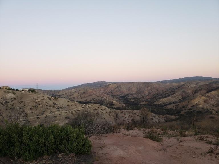 Deer Trail, Santiago Oaks Regional Park